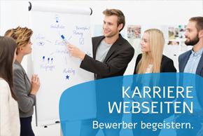 Karriere Webseiten