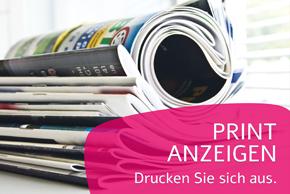Print-Anzeigen